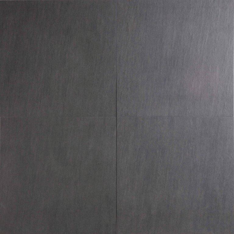 Keramische tegels   Terrastegel keramiek Ardesia Nero 60×60 cm