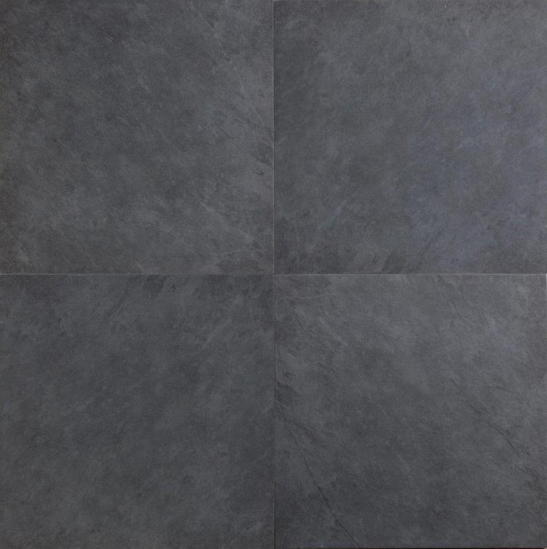 Tegels Buiten 80x80.Keramische Tegels Terrastegel Keramiek Black Slate 60x60 Cm Of 80x80 Cm