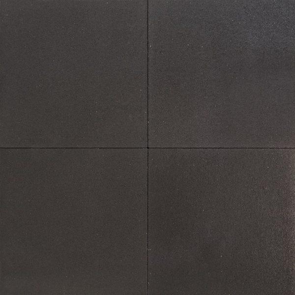 60x60 Tegels Antraciet.Actie Tegels Bestrating Luxe Tuintegel Black 60x60x5 Cm
