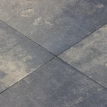 Tegels 50x50 Antraciet.Actie Tegels Bestrating Metro Carre Tuintegel Greybla 50x50 Cm