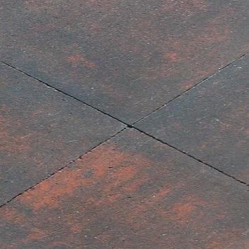 Composiet Terrastegels 50x50.Actie Tegels Bestrating Metro Carre Tuintegel Aruba 50x50x5 Cm