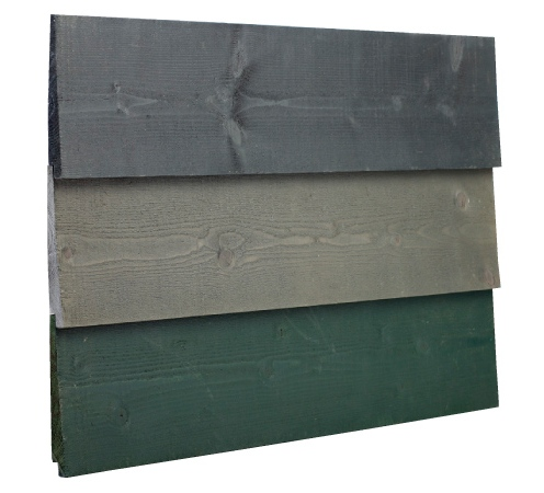 Geimpregneerde planken tuinplanken potdekselplank zweeds rabat in kleur - Kleur plank ...