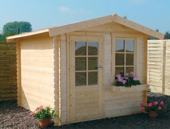 Tuinschuren solid tuinschuur hamm - Abri de jardin en bois naterial tepsa ...